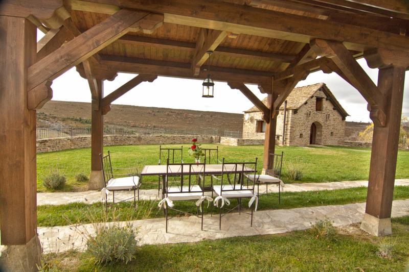 Las Casas de Satué. Casa rural en Pirineo Aragonés