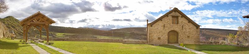 Las Casas de Satué