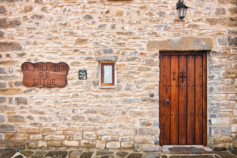 Nuestra casa rural El Pallarón