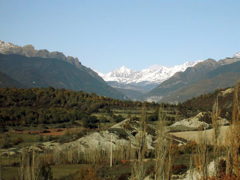 vista de Satué