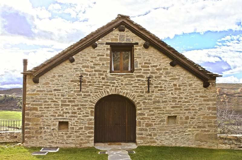 Las Casas de Satué La Borda