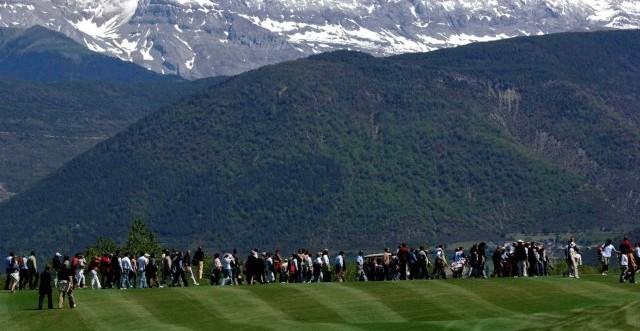 Golf en Pirineo Aragonés