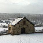 La Borda nevada